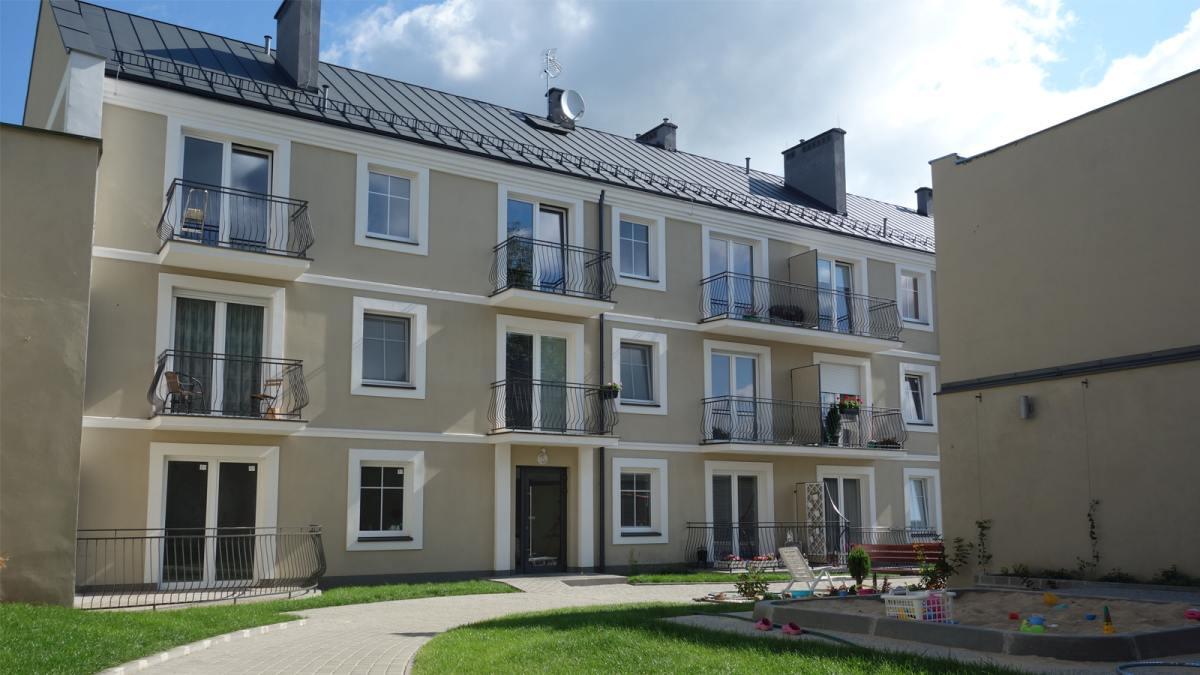 Sieradz - nowe mieszkania od dewelopera - Wodna 2