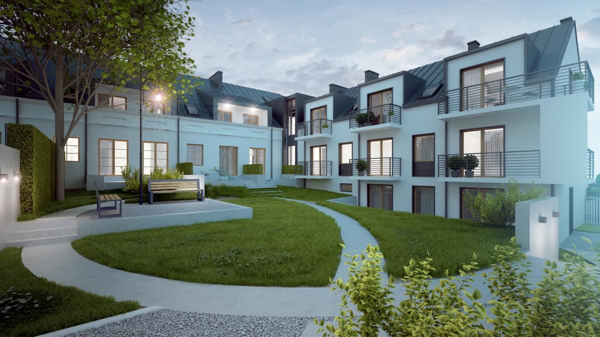 Sieradz - nowe mieszkania od dewelopera - Wodna 2a