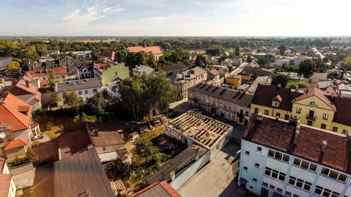 Sieradz nowe mieszkania na starym mieście - Dominikanska 1