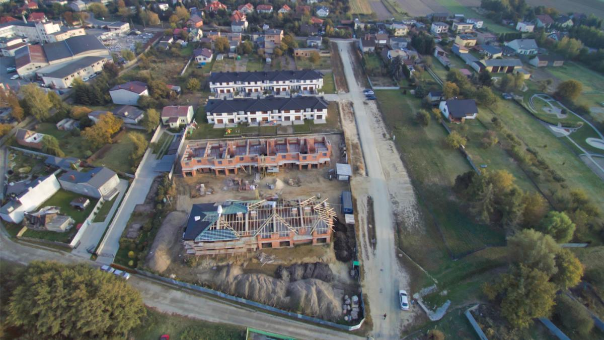 Wielowscy nowe domy od dewelopera Sieradz