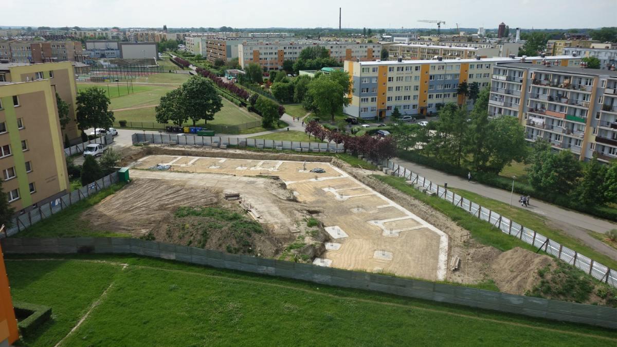 Nowe mieszkania od dewelopera - Sieradz, Popiełuszki
